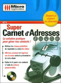Super carnet dadresses. CD-ROM.pdf