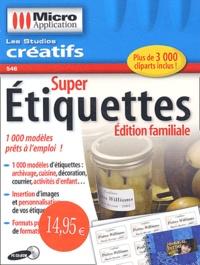 Super étiquettes. CD-ROM, Edition familiale.pdf