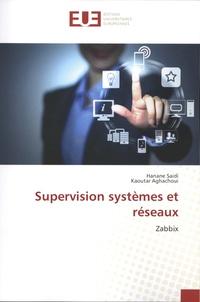 Hanane Saidi et Kaoutar Aghachoui - Supervision systèmes et réseaux - Zabbix.