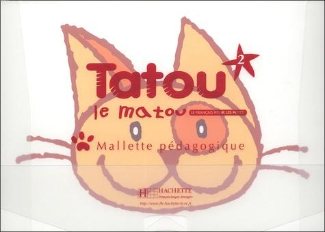 Hachette - Tatou le matou - Mallette pédagogique.