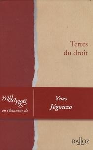 René Hostiou et Paul Cassia - Terres du droit - Mélanges en l'honneur d'Yves Jégouzo.