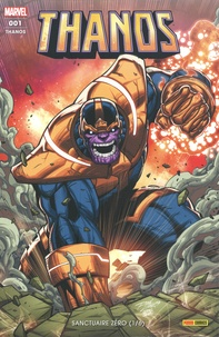 Tini Howard et Ariel Olivetti - Thanos N° 1 : Sanctuaire zéro.