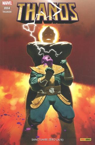 Thanos N° 4 Sanctuaire zéro (4/6)
