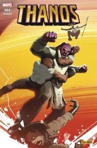 Peter David et Tini Howard - Thanos N° 5 : Sanctuaire zéro (5/6).