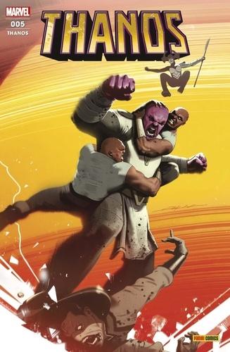 Thanos N° 5 Sanctuaire zéro (5/6)