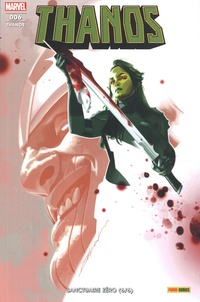 Cory Smith - Thanos N° 6 : Sanctuaire zéro (6/6).