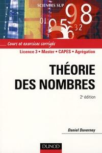 Daniel Duverney - Théorie des nombres.