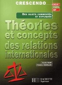 Frédéric Charillon et Amélie Blom - Théories et concepts des relations internationales.