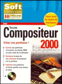 compositeur 2000 toccata