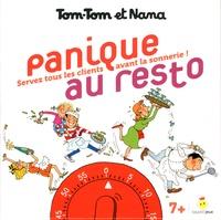 Emmanuel Viau - Tom-Tom et Nana - Panique au resto.