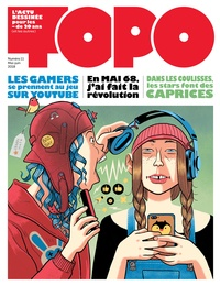 François Ayroles - Topo N° 11, mai-juin 2018 : .