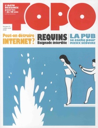 Laurence Fredet et Charlotte Miquel - Topo N° 12, Juillet-août  : .