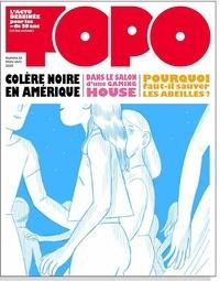 Laurence Fredet - Topo N° 16, mars-avril 20 : .