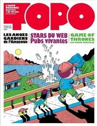 Franck Bourgeron - Topo N° 18, juillet-août  : .