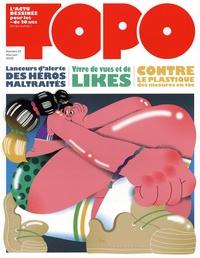 Franck Bourgeron - Topo N° 23, mai-juin 2020 : .