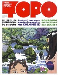 Laurence Fredet et Thomas Cadène - Topo N° 24, juillet-août  : .