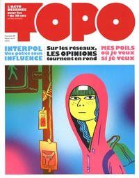 Laurence Fredet et Thomas Cadène - Topo N° 28, mars-avril 20 : .