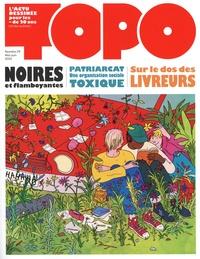 Laurence Fredet et Thomas Cadène - Topo N° 29, mai-juin 2021 : .
