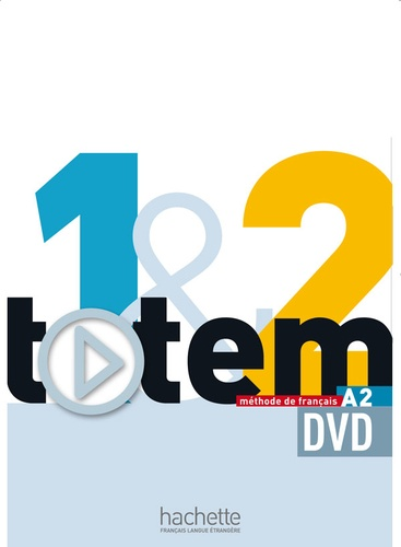 Gil Rabier - Totem 1 & 2 A2. 1 DVD