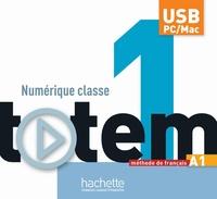 Jean-Thierry Le Bougnec et Marie-José Lopes - Totem 1 - Clé USB Manuel numérique enseignant.