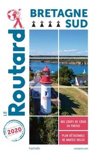 Hachette tourisme - Bretagne Sud. 1 Plan détachable