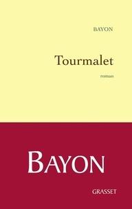 Bayon - Tourmalet - Le virage de Caderolles.