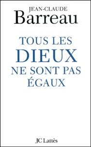 Jean-Claude Barreau - .