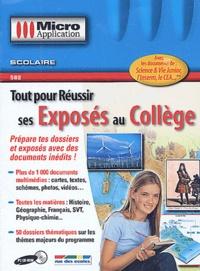 Tout pour réussir ses exposés au collège - CD-ROM.pdf