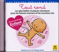 Edwige Antier - Tout rond - Les plus belles musiques classiques pour les futures mamans et les nouveau-nés.