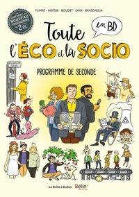 Claire Fumat et Emilie Boudet - Toute l'éco et la socio en BD Tome 4 : Entreprises et production.