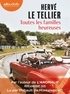 Hervé Le Tellier - Toutes les familles heureuses. 1 CD audio MP3