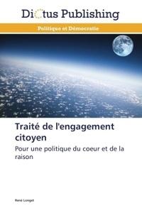 René Longet - Traité de l'engagement citoyen.
