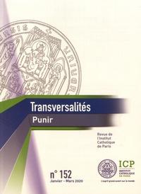 Camille Riquier - Transversalités N° 152, janvier-mars : Punir.