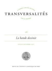 Camille Riquier - Transversalités N° 158, juillet-sept : La bande dessinée.