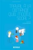 David Menascé - Travail à la demande - Quel modèle social ?.