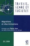 Thérèse Locoh et Isabelle Puech - Travail, genre et sociétés N°20, 2008 : Migrations et discriminations.