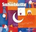 Hervé Suhubiette et Anouck Boisrobert - Tremblements de tête (CD).
