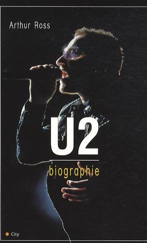 Arthur Ross - U2 biographie.
