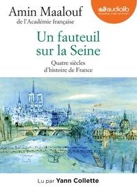 Pdf Livre Un Fauteuil Sur La Seine Quatre Siecles D