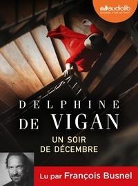 Delphine Vigan - Un soir de décembre. 1 CD audio MP3