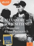 Alexandre Soljénitsyne - Une journée d'Ivan Denissovitch. 1 CD audio MP3