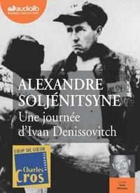 Alexandre Soljenitsyne - Une journée d'Ivan Denissovitch. 1 CD audio MP3