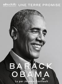 Barack Obama - Une terre promise. 4 CD audio MP3