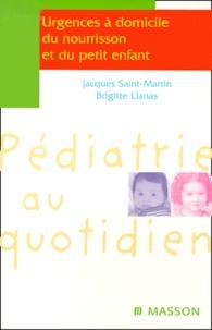 Jacques Saint-Martin et Brigitte Llanas - .