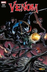 Donny Cates et Mike Costa - Venom N° 3 : Le premier hôte.
