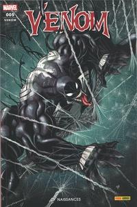 Donny Cates et Danilo Beyruth - Venom N° 5 : Naissances.