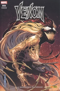 Donny Cates et Mark Bagley - Venom N° 6 : La malédiction de carnage.