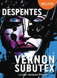 Virginie Despentes - Vernon Subutex Tome 3 : . 1 CD audio MP3
