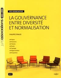 Philippe Eynaud - Vie associative - La gouvernance entre diversité et normalisation.