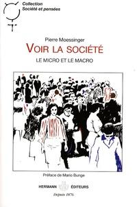 Pierre Moessinger - Voir la société - Le micro et le macro.